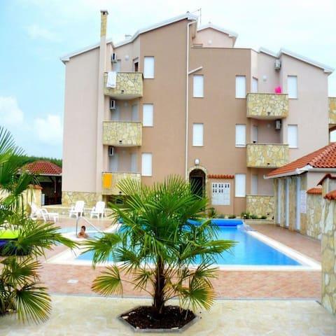 Villa Bonaca  - C7 - Zambratija - Lejlighed