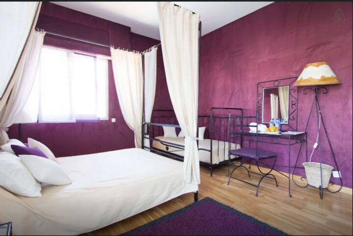 Suite familiale - Luxueuse villa