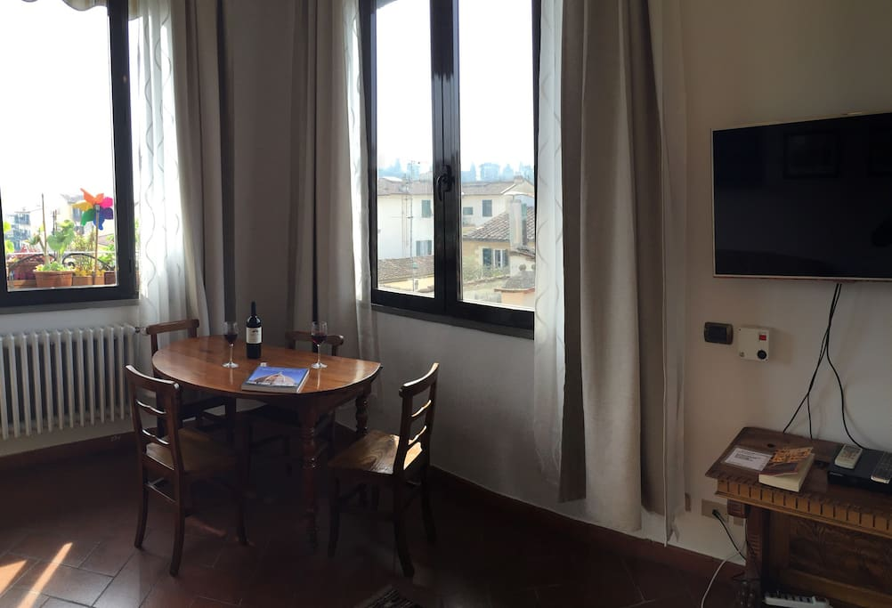 Suite michelangelo with terrace lift and parking for Appartamenti con due master suite