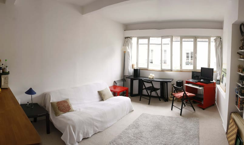 Parisian Studio apartment