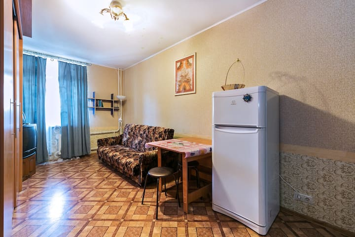 С видом на Зелёный Бор с балкона! - Lesnye Polyany - Apartment