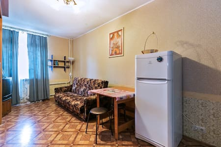 С видом на Зелёный Бор с балкона! - Lesnye Polyany - 公寓