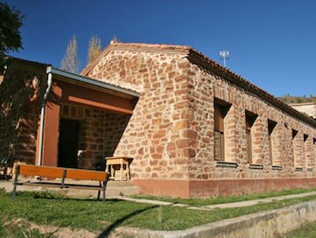 Alojamiento rural en Ventrosa de la Sierra - Ventrosa - Casa