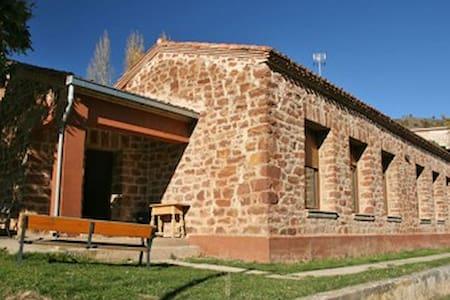 Alojamiento rural en Ventrosa de la Sierra