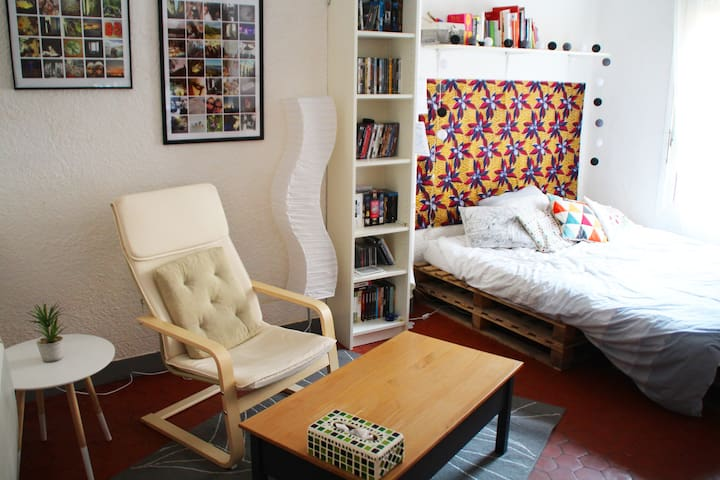 Cute studio in the very center of the city - Aix-en-Provence - Byt