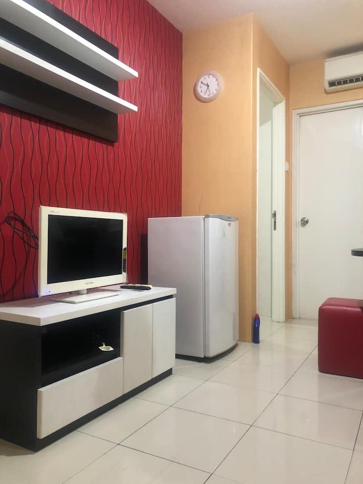 2 BR Apartemen Green Palace Kalibata City Jakarta