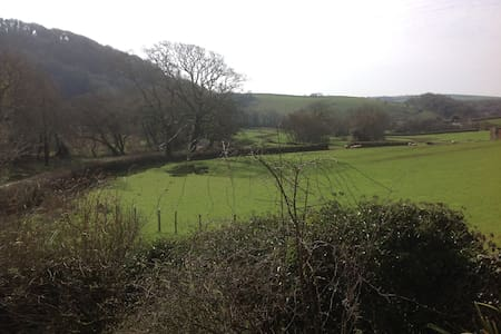 Historic Cottage, Beautiful Views - Totnes, South Hams - Bed & Breakfast