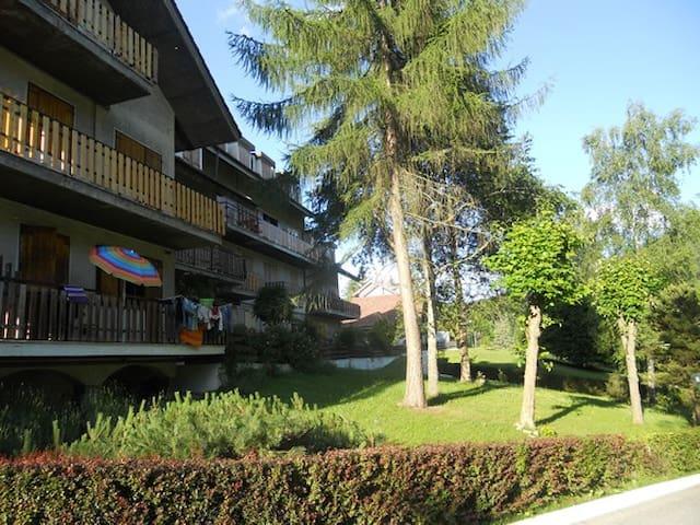 Vicino alle Terme e alle piste sci - Lurisia - Apartment