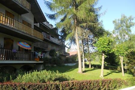 Vicino alle Terme e alle piste sci - Lurisia - Apartamento