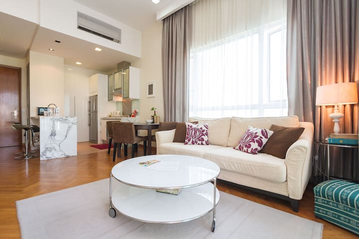 Spacious & Airy Luxury Home @ Straits Quay - Tanjung Tokong - Byt