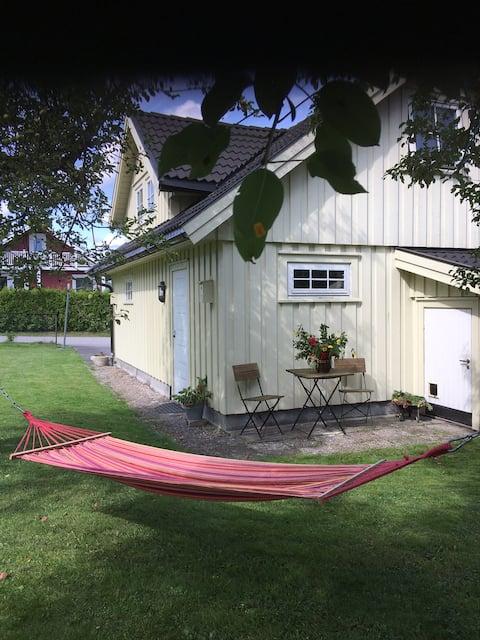 Koselig loftleilighet over garasje