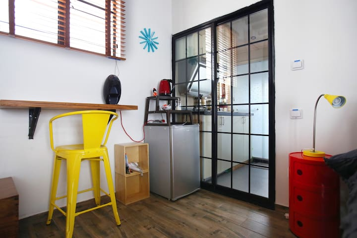 HIP Studio French Concession, 5 mins to subway - Shanghai - Rumah