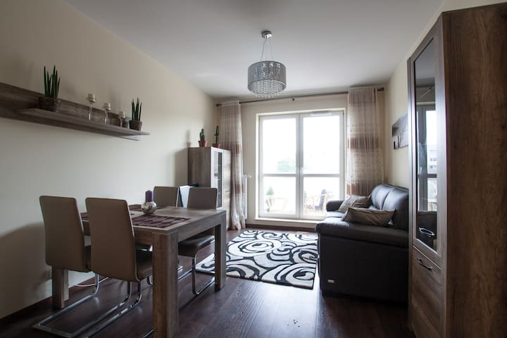 Modern apartment near city center - Warszawa - Apartment