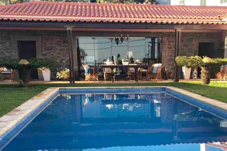 Funchal-Casa do Poço, Villa with pool, quiet zone