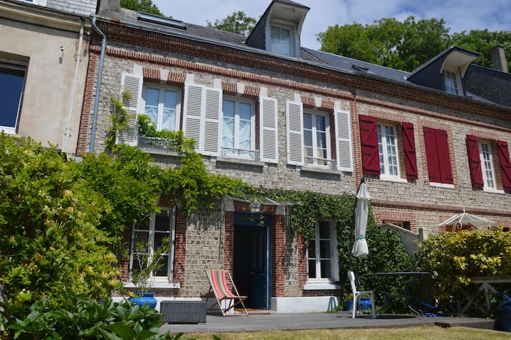 A charming house by the sea close to Etretat - Yport - 아파트