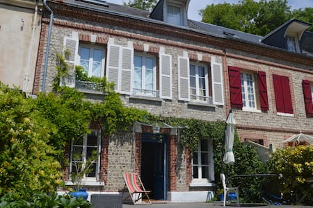 A charming house by the sea close to Etretat - Yport - Apartamento