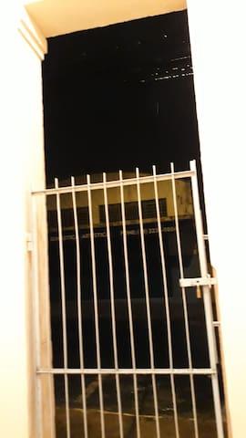 Casa quarto alugar temporada centro Bauru