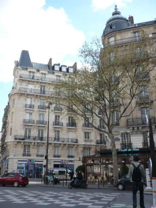appartement quartier montparnasse wohnungen zur miete in paris le de france frankreich. Black Bedroom Furniture Sets. Home Design Ideas