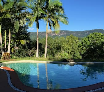Sanctuary in Mullumbimby, near Byron - Main Arm