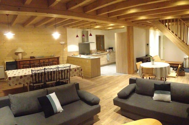 Maison 160m² Charmante et Moderne - Armenteule - Casa