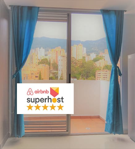 ✪ 50% Off Poblado Best View A/C ✪ ND