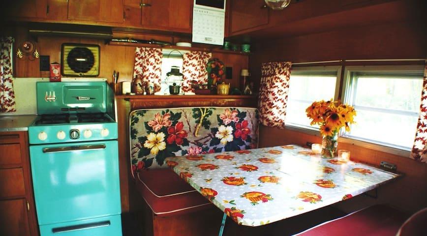 Camp in a Vintage Canned Ham - Narrowsburg - Karavan/RV