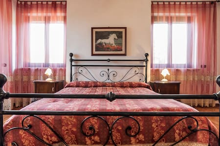Casal dei Papi B&B camera quadrupla - Bed & Breakfast