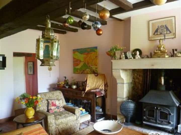 17thCentury French Farmhouse. B & B