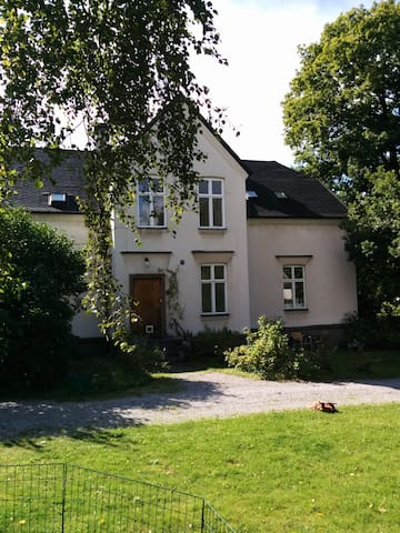 Charming 100 year old house - Åkarp - Apartamento