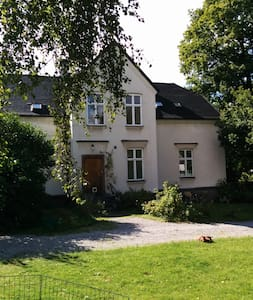Charming 100 year old house - Åkarp - Apartment