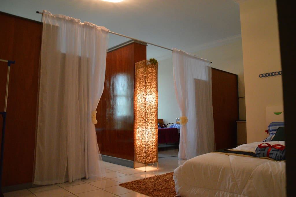 Shared Room with Ensuite Bathroom