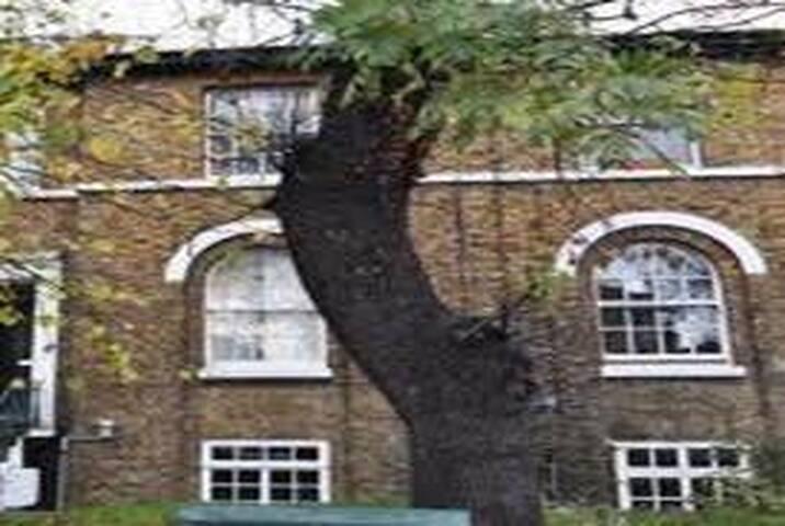 Walk to 8 events - Greenwich room - ลอนดอน - อพาร์ทเมนท์