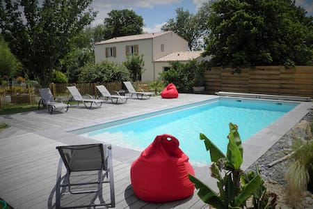 "Gîte ""l'Escapade"" prox. La Rochelle - La Jarrie"