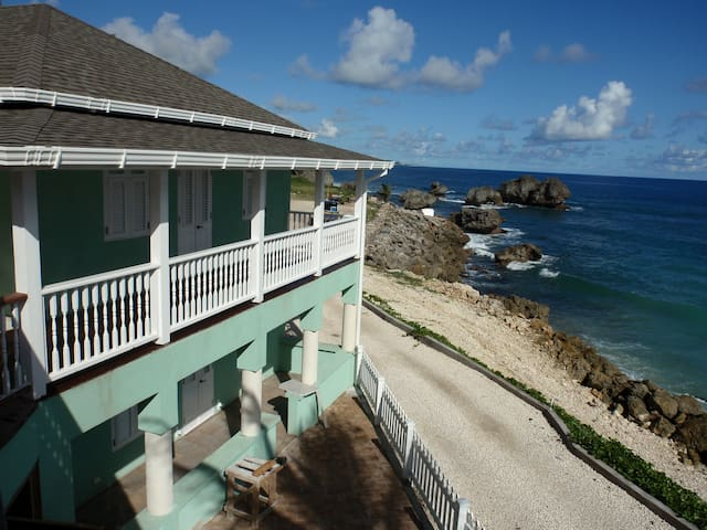 2 bedroom cottage, Bathsheba - St. Jospeh - Lakás