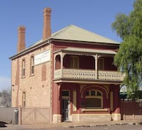 Picture of Stay in a BANK built in 1895