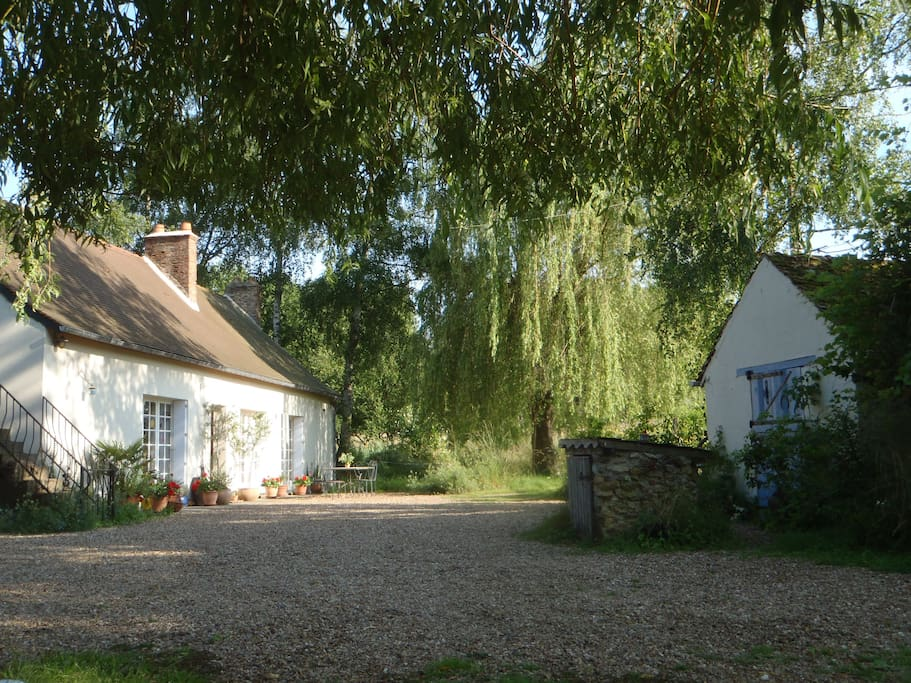 loire valley 17th cent farmhouse chambres d 39 h tes
