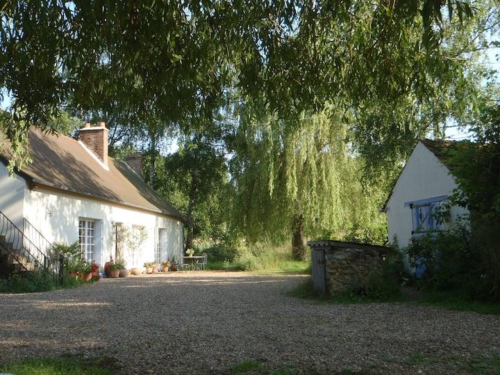 Loire Valley   17th Cent Farmhouse
