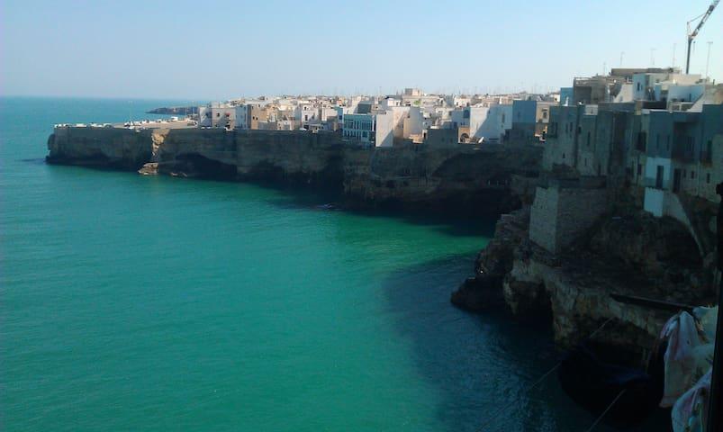 """House """"sea"""" - Polignano a mare !!! - Polignano A Mare - Daire"""