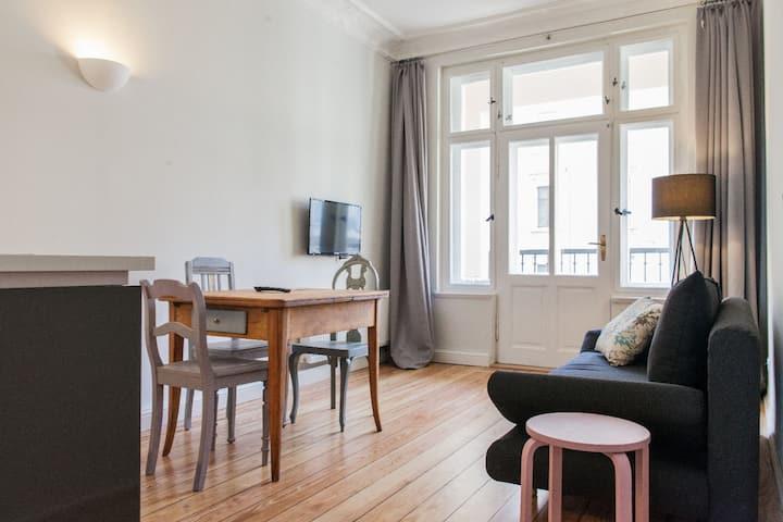 ZeitRaum10 // Apartment Taube