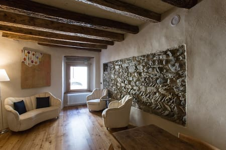 Captivating home in historic centre - Domodossola