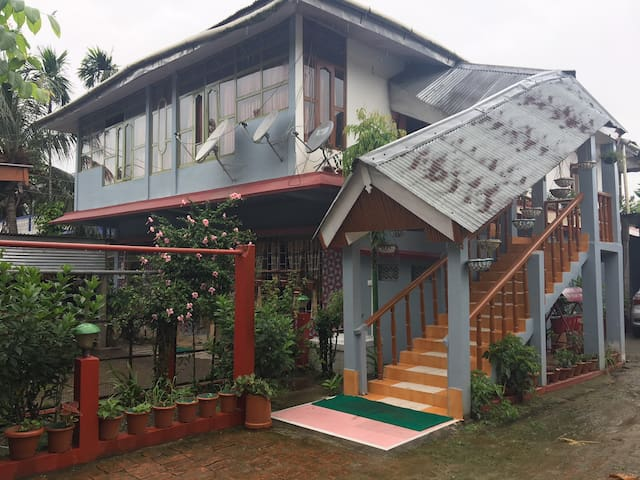 Kaziranga Guest House Accommodation