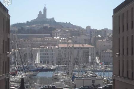Appartement arty situé sur le Vieux Port - Marseille - Apartment