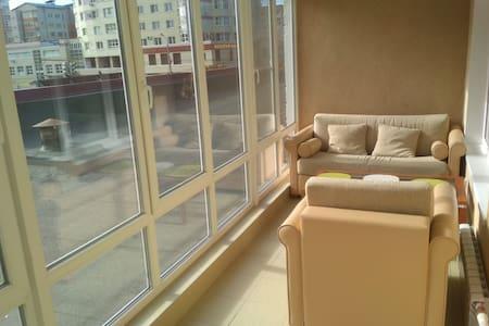 Апартаменты на Толбухина 26