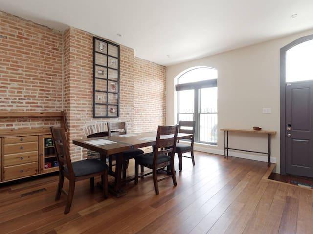 Eden St. Suite (Johns Hopkins/ Fells Point)
