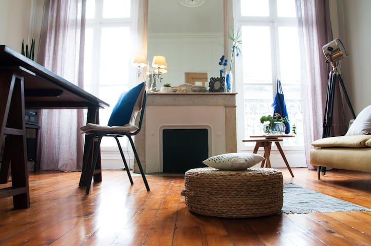 Centrally located  ❤︎ Le Cheverus - Bordeaux - Apartment