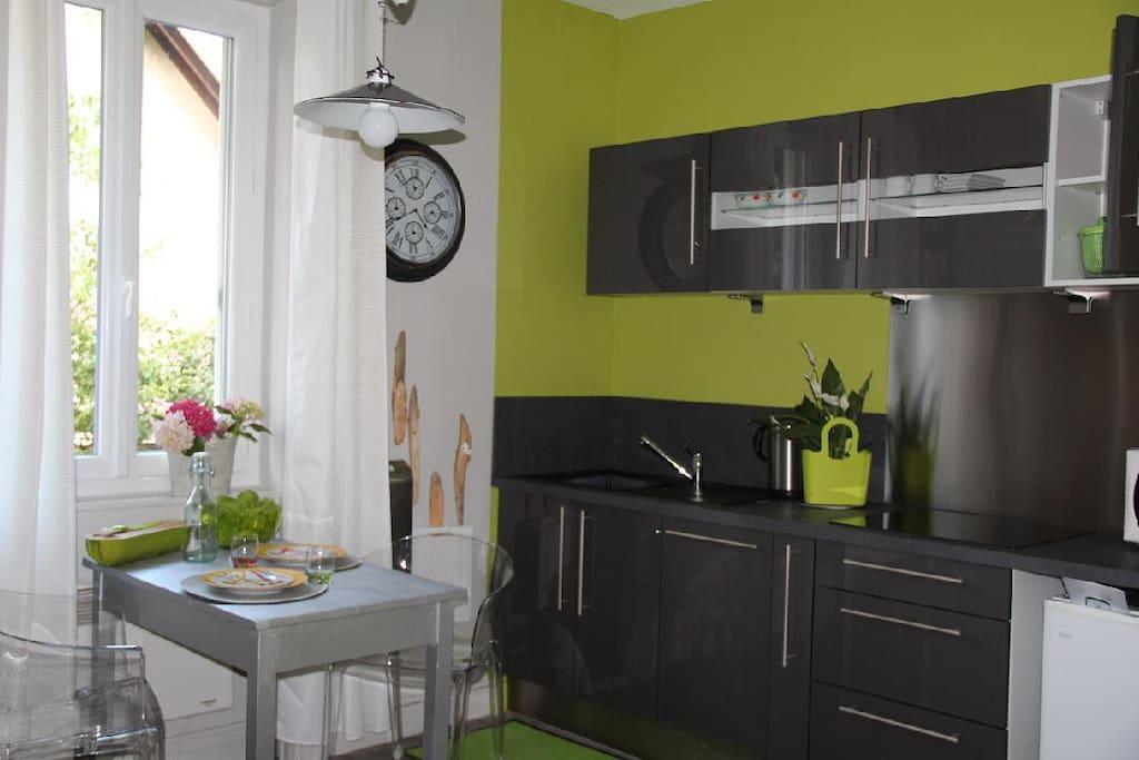 gite les bouleaux apartments for rent in bourg en bresse rh ne alpes france. Black Bedroom Furniture Sets. Home Design Ideas