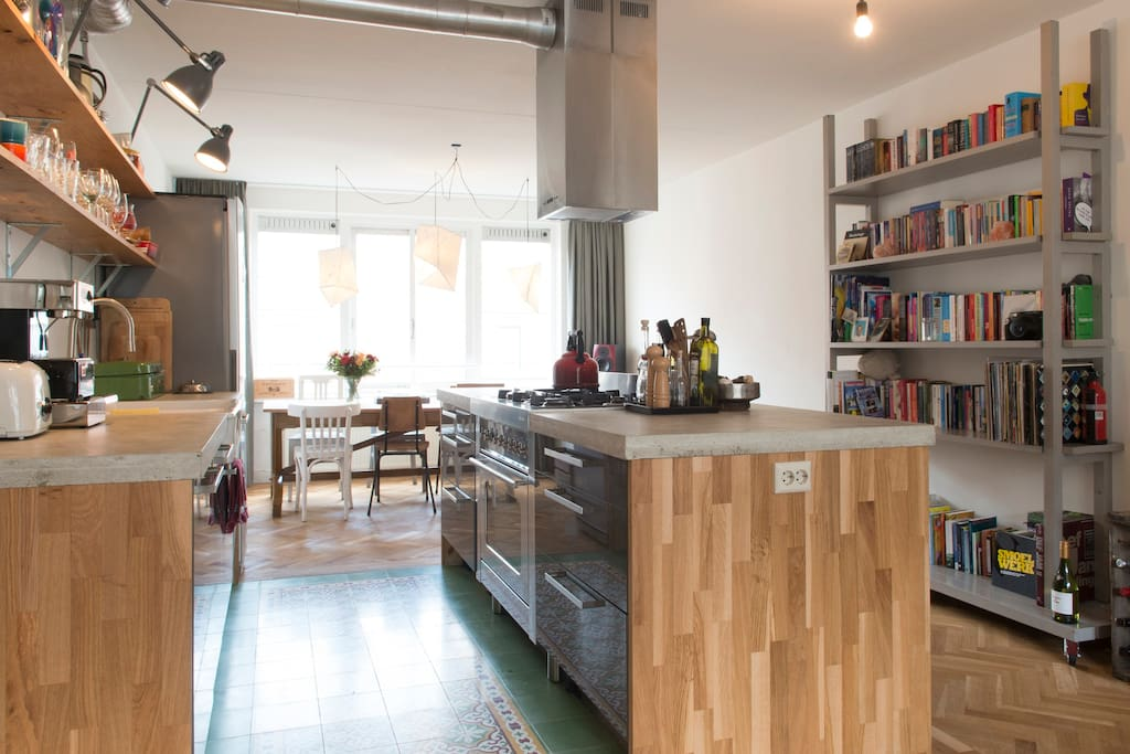 Cook delicious meals at this great kitchen