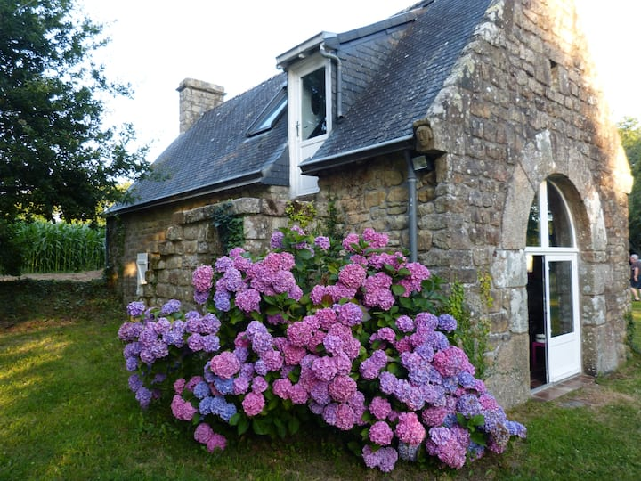 Exceptionnel penty breton au calme