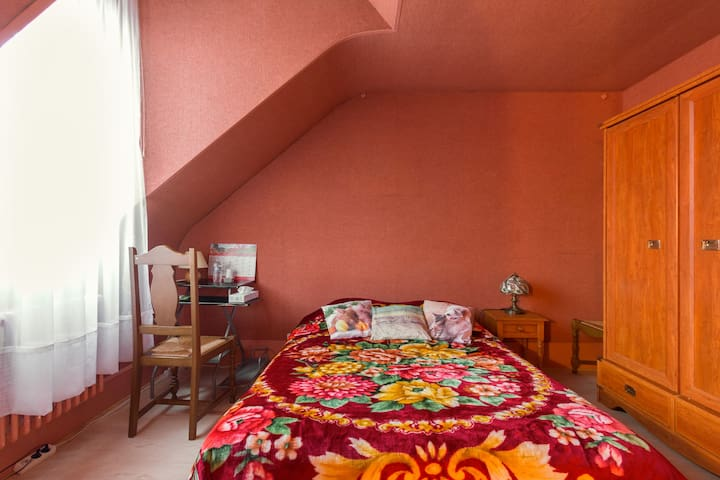 chambre avec diner inclus - Méru - Bed & Breakfast