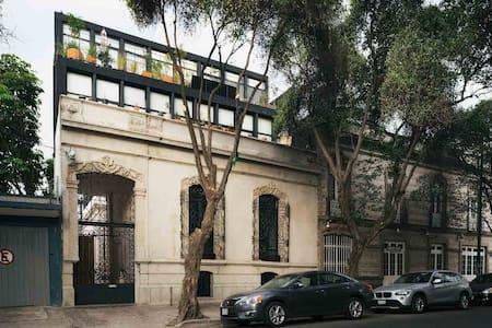 FAD architecture award housing project ROMA neigh - Ciudad de México